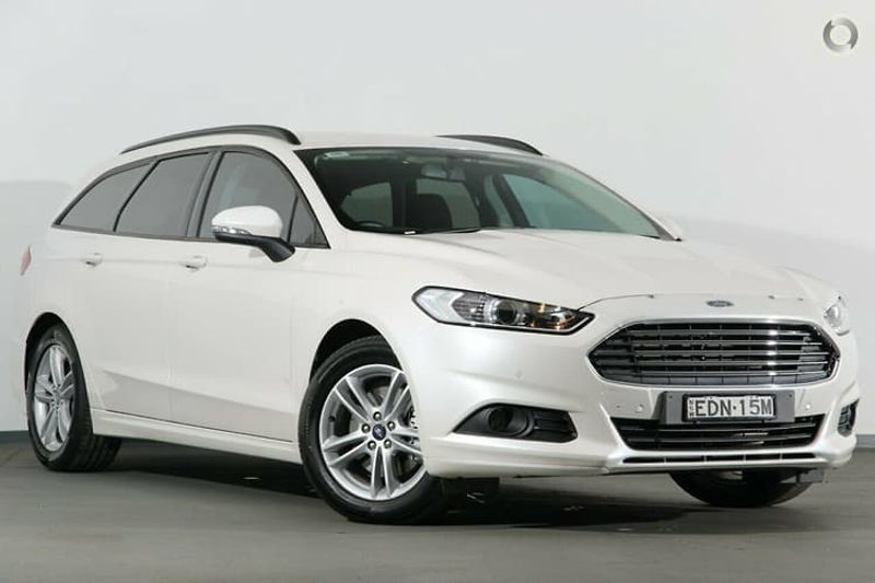 2018 Ford Mondeo Ambiente MD Auto MY18.75 Photo 1