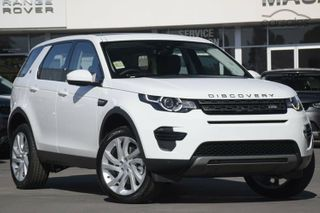 2018 Land Rover Discovery Sport SD4 SE Auto 4x4 MY18 Photo 1